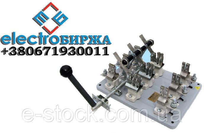 Рубильник РПБ, Рубильник РПБ-4 400А с боковым приводом, РПБ 4 (400А), Рубильник РПБ 400А, Рубильник РПБ4-400А