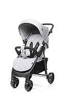 Детская прогулочная коляска 4Baby Rapid 2019 Light Grey