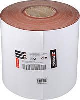 Шлифовальная шкурка на тканевой основе, P120, рулон 0,2x50м Falc F-40-715