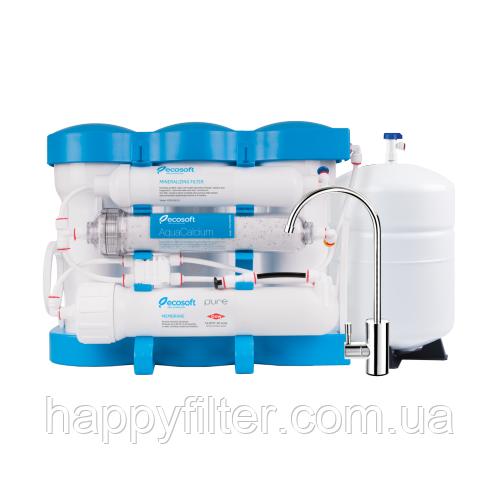 Фильтр обратного осмоса Ecosoft AquaCalcium MO675MACPURE