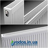 Радиатор отопления Quinn Quattro стальной панельный боковой K11  600 x 1400 мм  1826 Ватт - Q11614KD (Бельгия).