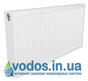 Радиатор отопления Quinn Quattro стальной панельный боковой K21  400 x 1800 мм  2375 Ватт - Q21418KD (Бельгия). , фото 2