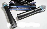 Микрофон DM UWP-200 XL двухканальная радиосистема, 2 микрофона