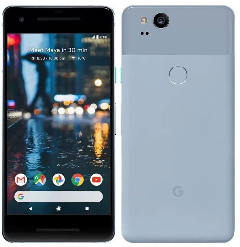 Смартфон Google Pixel 2 64GB Kinda Blue