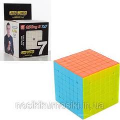 Кубик Рубіка 7*7*7 Qiyi Cube матовий пластик