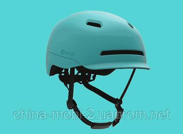 Шолом Xiaomi Smart4u City Light Ride Smart Flash Helmet SH50 Blue