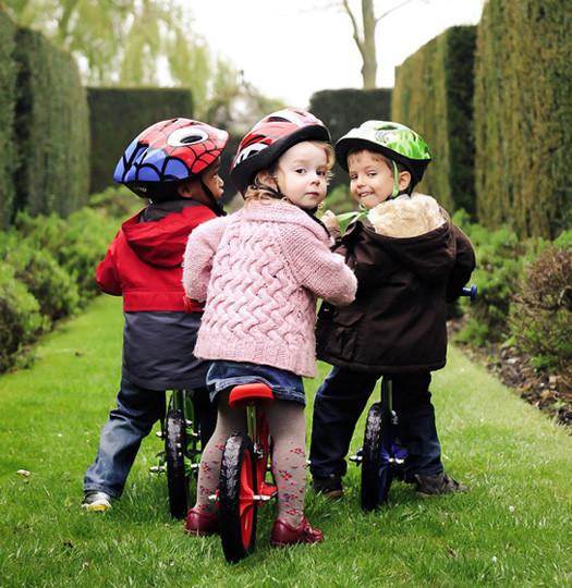 Бесплатная доставка детских велосипедов