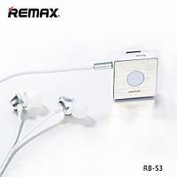 Наушники Bluetooth REMAX RB-S3 white, фото 1