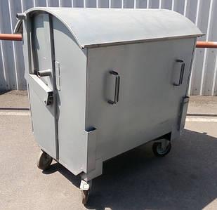 Сміттєвий контейнер 1,1 м3