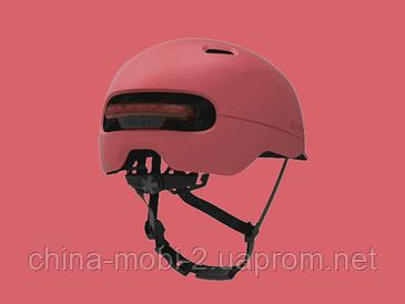 Шолом Xiaomi Smart4u City Light Ride Smart Flash Helmet SH50 Pink