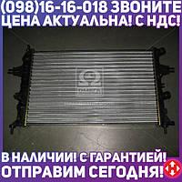⭐⭐⭐⭐⭐ Радиатор охлаждения ОПЕЛЬ АСТРА G (98-) 1.2/1.4i (производство  Nissens) AСТРA  Г, 63091