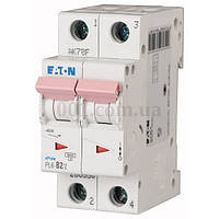 Автоматический выключатель Eaton-Moeller PL6 2P 50A