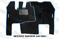Ворсовые (тканевые) коврики в салон Renault Magnum 440(2001-)
