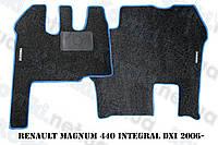 Ворсовые (тканевые) коврики в салон Renault Magnum 440 Integral DXI(2006-)