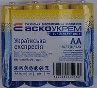 Батарейка АА Аско R6 (4шт)