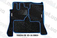 Ворсовые (тканевые) коврики в салон Volvo FH 12-16(1993-2009)