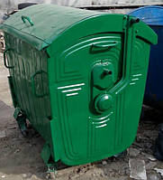 Б/У Мусорный контейнер 1,1 м3
