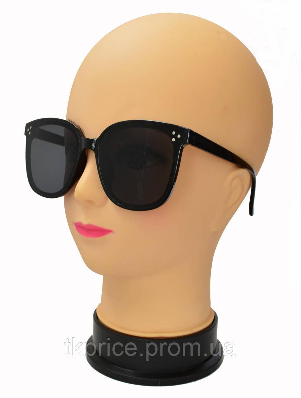 Модные женские солнцезащитные очки 1705,  жіночі сонцезахисні окуляри новинка