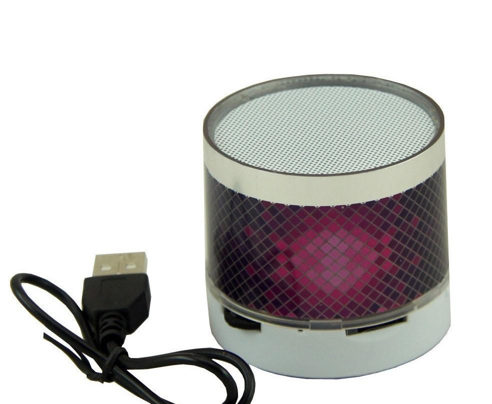 Мобильная колонка SPS S10+BT LED