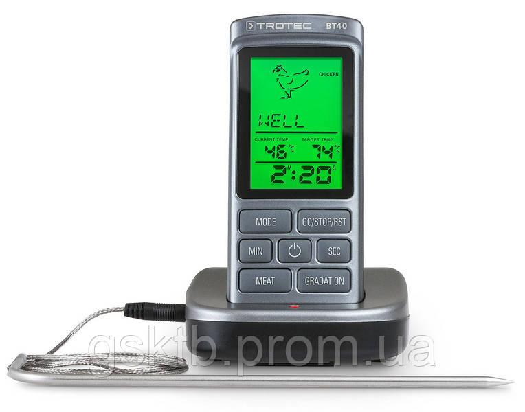 Термометр барбекю Trotec BT40 (Германия)