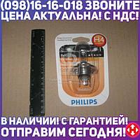 ⭐⭐⭐⭐⭐ Лампа накаливания H4Premium12V 60/55W P43t-38 (пр-во Philips)