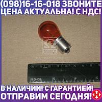Лампа накаливания PY21W 12V 21W BAU15s STANDARD (пр-во Philips)