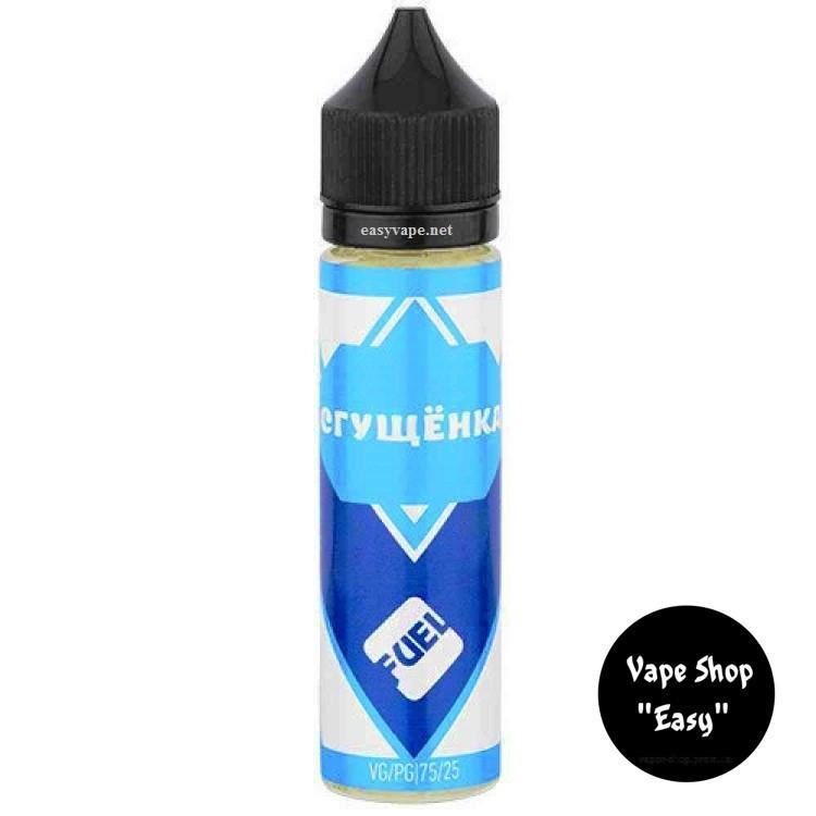 Fuel 2 Сгущенка 60 ml Жидкость для электронных сигарет.