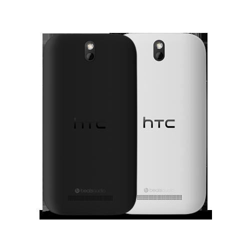 Задняя крышка корпуса для HTC C520e One SV T528t, T528d