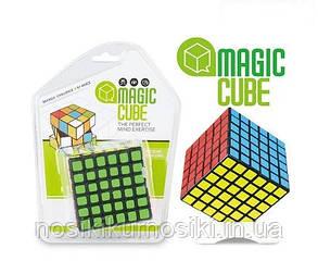 Кубик Рубіка 6*6*6 Magic Cube чорний корпус
