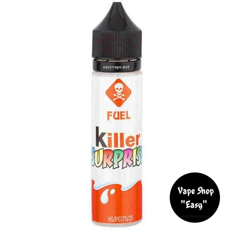 Fuel 2 Killer surprise 60 ml Жидкость для электронных сигарет.