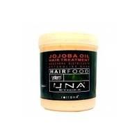 Rolland UNA Hair Food Jojoba Hair Treatment Маска для облегчения расчесывания волос с маслом жожоба,1000 мл.