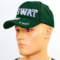Бейсболка тактическая SWAT Tactical оливковая TY-6844