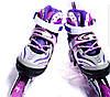Ролики раздвижные 8101b рама алюминий цвета в асортименте, фото 2