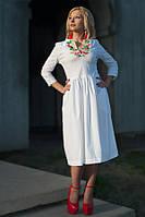 Женское платье (42-50)  8003