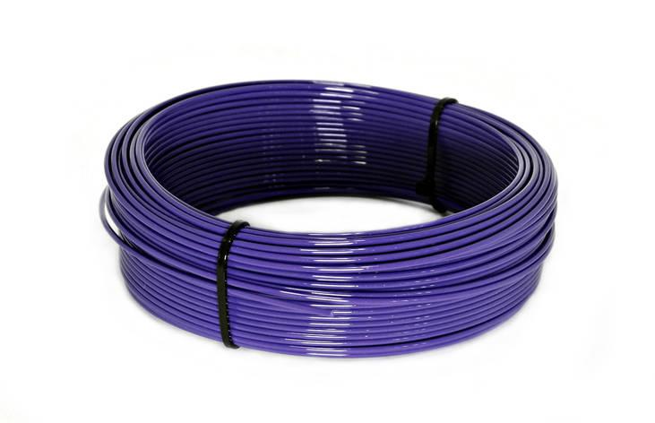 Пробник PET-G Фиолетовый (1,75 мм/100 грамм), фото 2