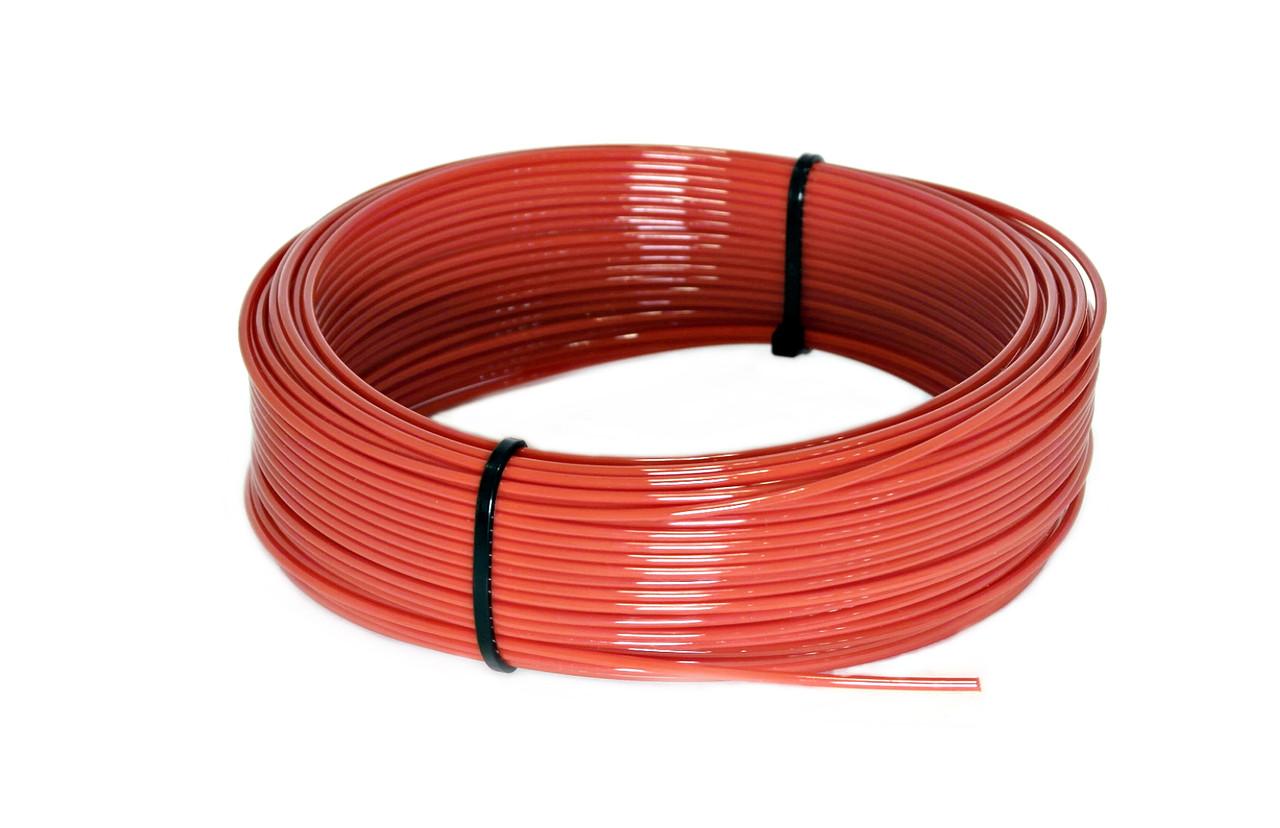 Пробник PET-G Красный (1,75 мм/100 грамм)