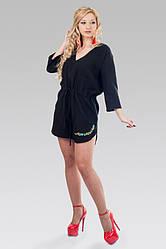 Женское платье-туника (44-60)  8005