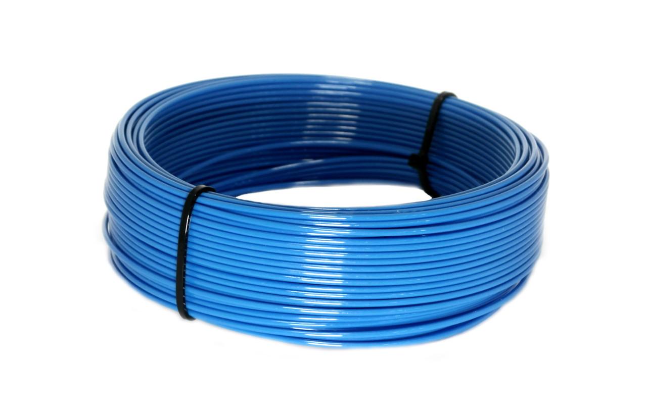 Пробник PET-G Светло-синий (1,75 мм/100 грамм)