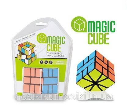 Кубик Рубика Magic Cube черный корпус Скваер Square