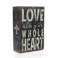 Книга-сейф MK 1849 (Любовь)
