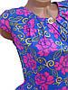 Красивое летнее платье в яркие цветы 42р, фото 2