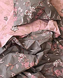 Полуторный комплект постельного белья с компаньоном R7245, фото 2