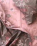 Полуторный комплект постельного белья с компаньоном R7245, фото 4