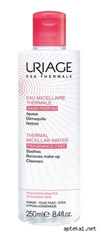 УРЬЯЖ Мицелярная термальная вода для чрезмерно чувствительной кожи 250мл