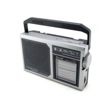 Радио Golon RX 888 радиоприемник колонка портативное радио, фото 2