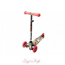 Детский самокат MINI Best Scooter с принтом в ассортименте, фото 2