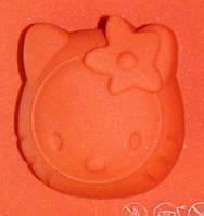 "Силиконовая Форма для мыла ""Hello Kitty"""