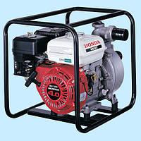 Мотопомпа бензиновая HONDA WB20XT DRX (36 м3/час)