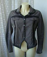 Жакет женский куртка весна лето бренд I am woman р.48