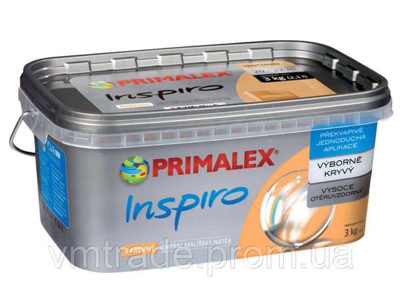 Краска Primalex Inspiro, 7,5 кг (в цвете)